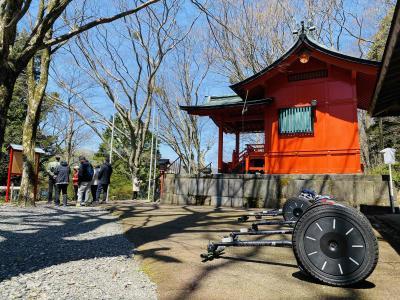 箱根セグウェイツアーに行ってきました!