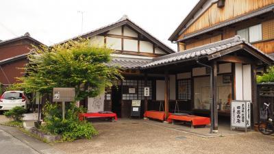 旧東海道自転車探訪 その参 (50水口宿~52草津宿)