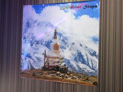 ランチde世界旅行ー4の15 ネパール