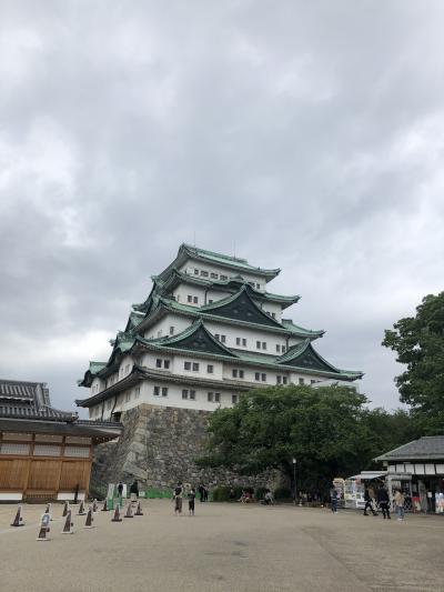 伊勢、鳥羽、名古屋の旅