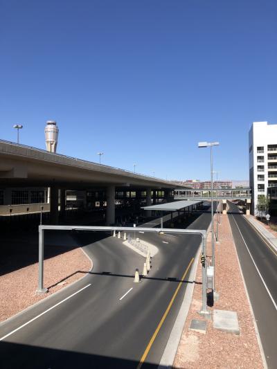 2021年6月6日の ラスベガス エアポート