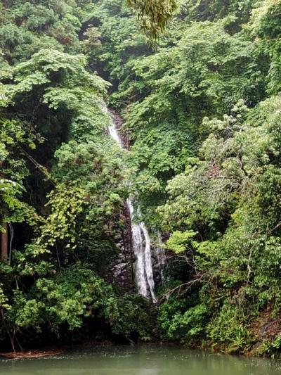 リトルプレス「つぎはぎ」を頼りに幻の滝を探す