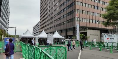 全国の皆さま!自衛隊東京大規模接種センターへご案内しますね!拙い備忘録ですが是非参考にしてください!
