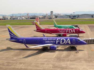 飛行機に乗らないのにワクチン接種するために名古屋空港へ!