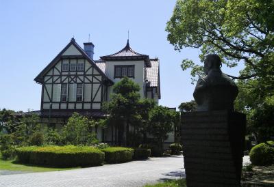 三井港倶楽部にて、春のランチ