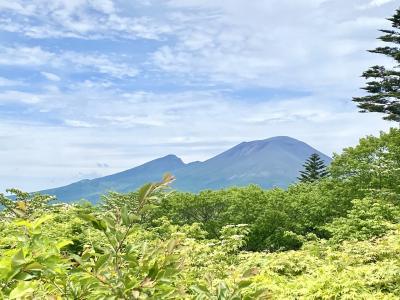軽井沢 新緑散歩とパワースポット