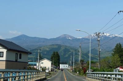 陸奥紀行3、福島の絶景・吾妻小富士と喜多方ラーメン、蔵屋敷の町並み