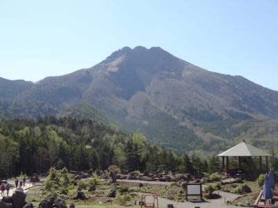 月例登山報告/尾瀬中原山&日光白根山・その2.ペンションゆきみち&日光白根山登頂。