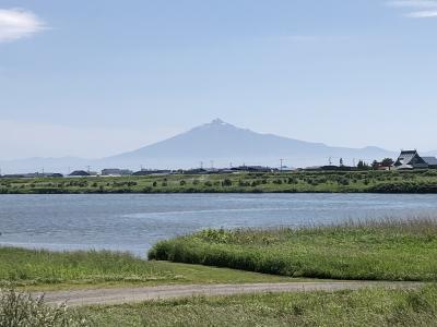 津軽周遊(6)岩木山を追って金木から弘前城
