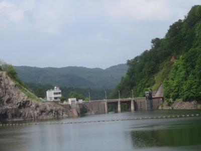大沼公園と鳥崎渓谷を見て道の駅YOU・遊・もりとオニウシ公園へ