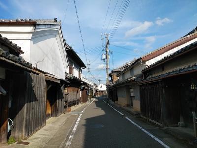 紀州2021早春旅行記 【16】湯浅
