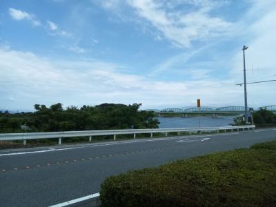 富士川周辺を歩いてきました