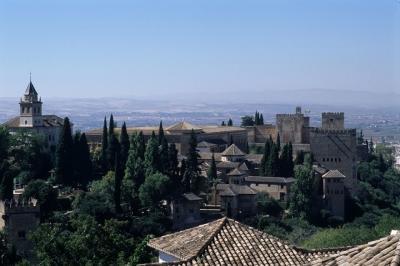 スペイン一人旅 vol.10 ~グラナダ アルハンブラ宮殿と街歩き~