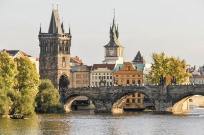 シニアのチェコ・オーストリア・南ドイツの旅[1] プラハ(1)