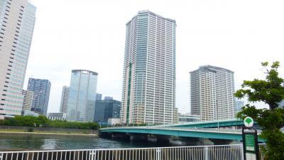 東京の超高層ホテル2カ所に泊る2泊3日 誕生日記念旅行【都営バスで東京駅八重洲口~豊洲2丁目に移動編】