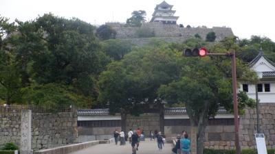 2020年9月守ろう心身の健康!四国リンリン時々テクテク遍路(25)高松到達、連休で宿なく坂出に戻る