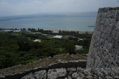 2021年3月GOTOトラベルキャンペーンは終わったけどそれでもお得な沖縄2泊3日 その3 玉陵拝観、上間のお昼、勝連城跡見学、夕食買い出し