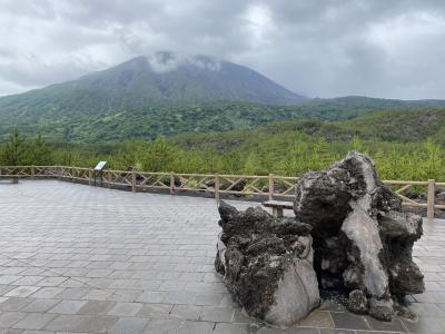 ふらっと鹿児島、霧島から桜島へドライブ