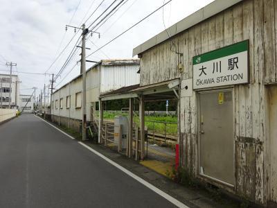 用事のついで、今回は神奈川県内へ【その1】 工場地帯を行く秘境路線・鶴見線大川支線に乗る