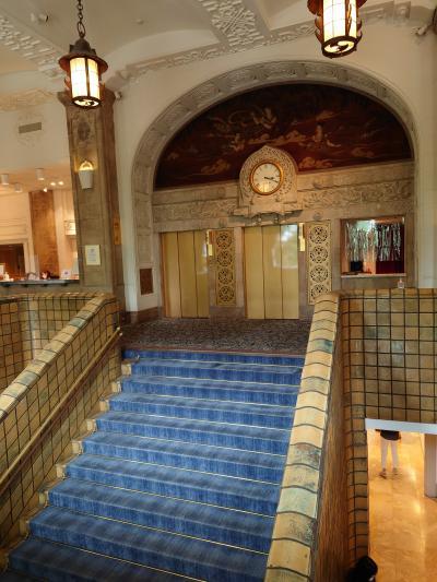 クラシックホテルに泊まる 「横浜・ホテルニューグランド」