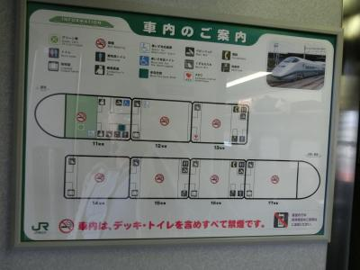 山形新幹線の旅(?!) 後編