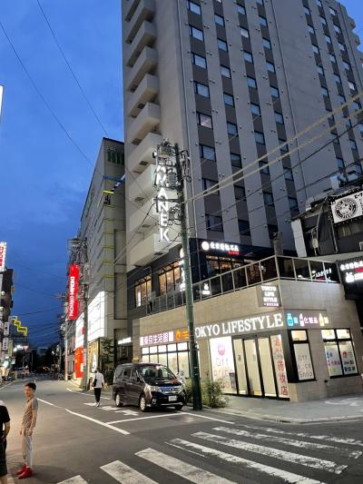5000円以下で羽田空港まで近いビジネスホテル