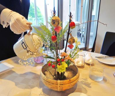 子連れで行く!THE HIRAMATSU HOTELS & RESORTS 仙石原へ泊まってみた(お食事編)