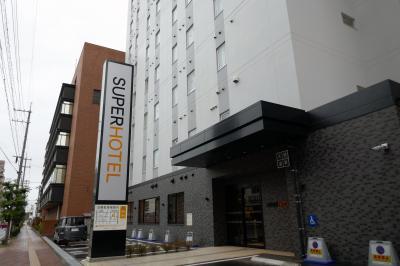 スーパーホテルのシアタールームに泊まってみた