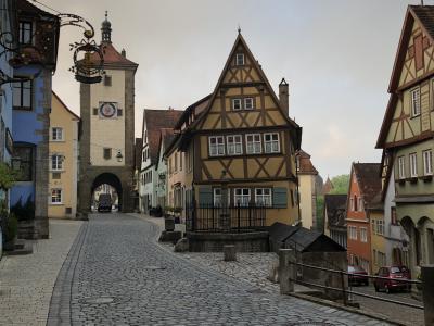 進撃のGW 平成最後はドイツで(3)ローテンブルク 童話の世界へ迷い込む