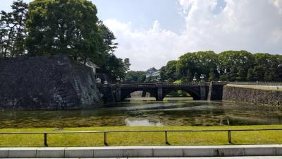 皇居外苑と日比谷公園散歩