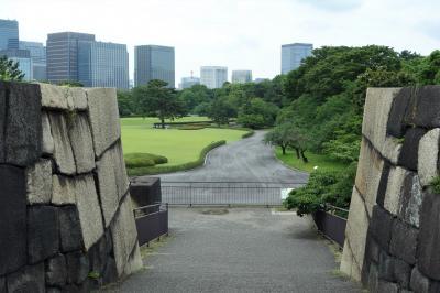 0円東京散歩♪ 皇居東御苑はNO密で濃密〈本丸編〉