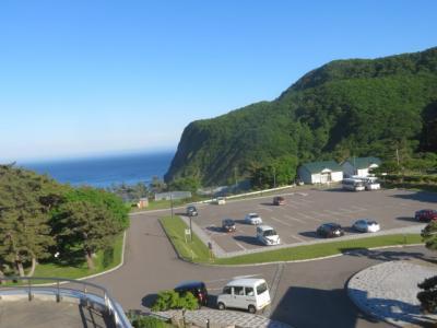 函館・恵山「ホテル恵風」に宿泊して温泉と食事を楽しむ