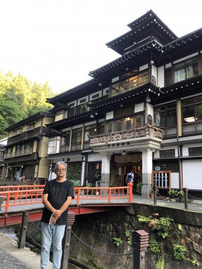 【山形路】GOTOトラベルで銀山温泉