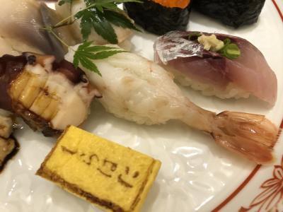 【山形路】帰路塩釜で寿司を楽しみ松島を観光