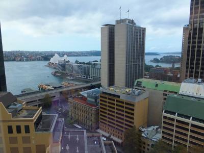 オーストラリアの旅(1)成田からシドニー