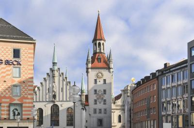 シニアのチェコ・オーストリア・南ドイツの旅[9」 ミュンヘン(2)