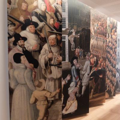再開したミュゼ・カルナヴァル  パリの歴史物語(1)