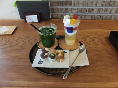 石川県金沢市◆和カフェ『菓ふぇMURAKAMI 本社店&クロスゲート金沢店 』『和味』2021/06/20・21・22