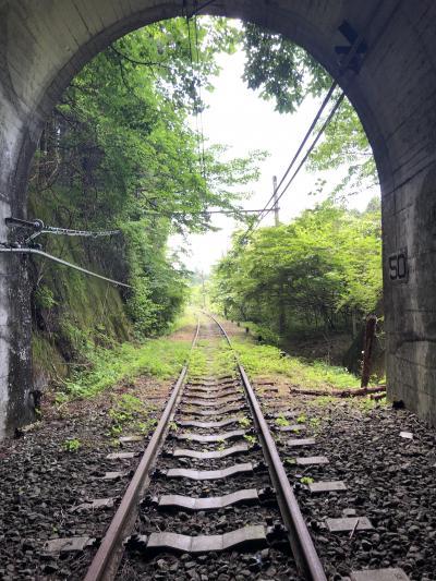 横川から軽井沢 廃線ウォーク&SL乗車