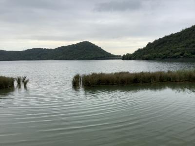 兵庫どうでしょ! 平壮湖をグルっと一周ウォーキング編