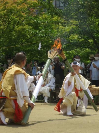 智積院・青葉祭り