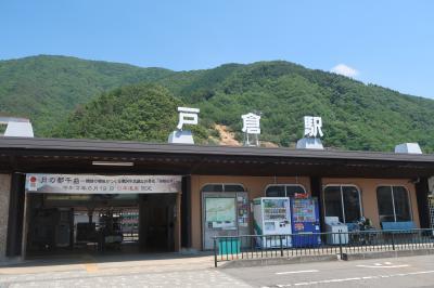初夏の信州~戸倉上山田温泉を初めて訪ねて~