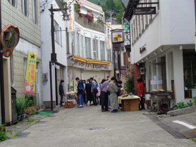 ゴンママがお友達と3人で、長野県の温泉三昧へ3泊4日の旅 2日目~3日目 下巻。