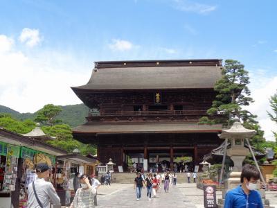 ゴンママがお友達と3人で、長野県の温泉三昧へ3泊4日の旅 4日目完。