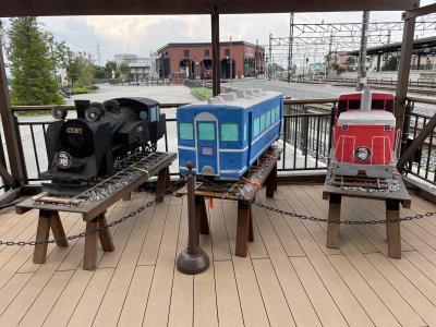 SL三昧--真岡駅、下今市駅、高崎駅、熊谷駅 #駅メモ
