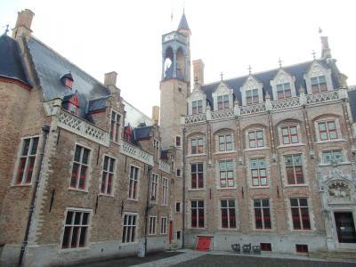 2019年ベルギーのX'sマーケット巡り【13】ブルージュ:グルートゥース博物館へ