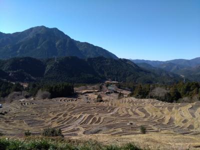 Day3 熊野古道 丸山千枚田