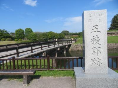 函館の「道の駅なとわ・えさん」に寄ってから「五稜郭公園」へ