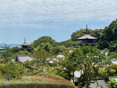 當麻寺を巡る旅