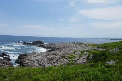 CRESSONで行く~能登半島 1 雄島めぐりと輪島でお泊り